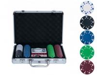 """Набор для покера """"БЕЗ""""-200 фишек без номинала"""