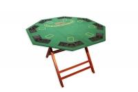 """Стол для покера складной """"ФУЛХАУС"""""""