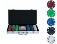 """Набор для покера """"БЕЗ""""-300 фишек без номинала"""