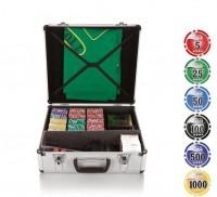 """Набор для покера """"НАТС""""-600 фишек с номиналом"""