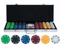 """Набор для покера """"БЕЗ-500"""" фишек без номинала"""