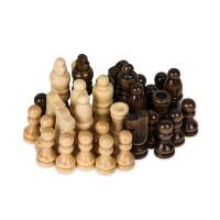 Фигуры шахматные (max высота 80 мм.)