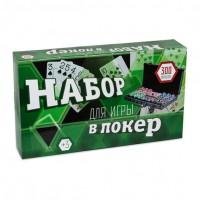 """Набор для покера """"РАШН ПОКЕР- 300"""" фишек с номиналом"""
