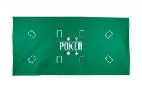 """Сукно для покера """"ПРЕМИУМ"""" 180х90х0,4 см."""