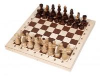 """Шахматы деревянные """"КИРОВСКИЕ"""" большие 43х43 см."""