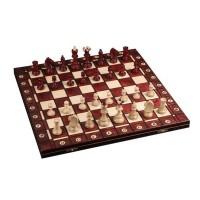 """Шахматы деревянные """"СЕНАТОР"""" 42х42 см."""