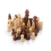 """Шахматы деревянные """"СИБИРСКИЕ"""" 30х30 см."""
